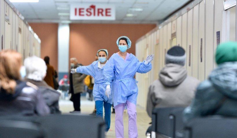 4 martie 2021, vaccinare în România: 43.738 de persoane vaccinate și 110 reacţii adverse în ultimele 24 de ore