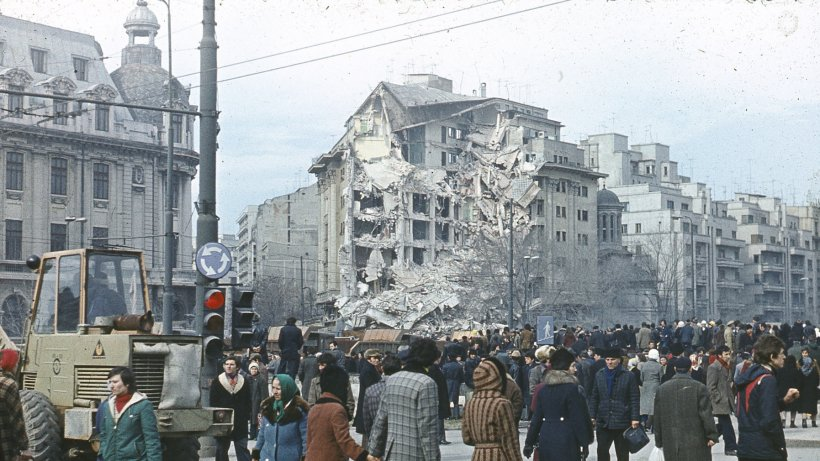 44 de ani de la marele cutremur din 4 martie 1977. Zeci de mii de locuințe distruse în mai puțin de 1 minut