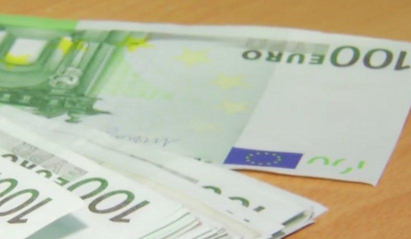 Moneda euro atinge un nou record, pentru a doua zi consecutiv