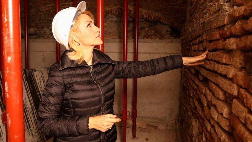 Gabriela Firea propune consolidarea clădirilor cu risc seismic pe cheltuiala statului