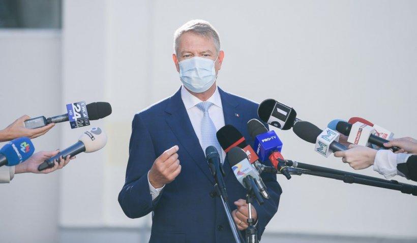 Președintele Iohannis cere explicații, de urgenţă, în Dosarul 10 august: Ministrul Justiției să spună public cum a fost clasat