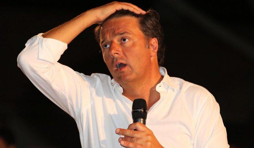 Matteo Renzi, ameninţat cu moartea. Fostul premier italian a primit un plic anonim în care se aflau două gloanţe
