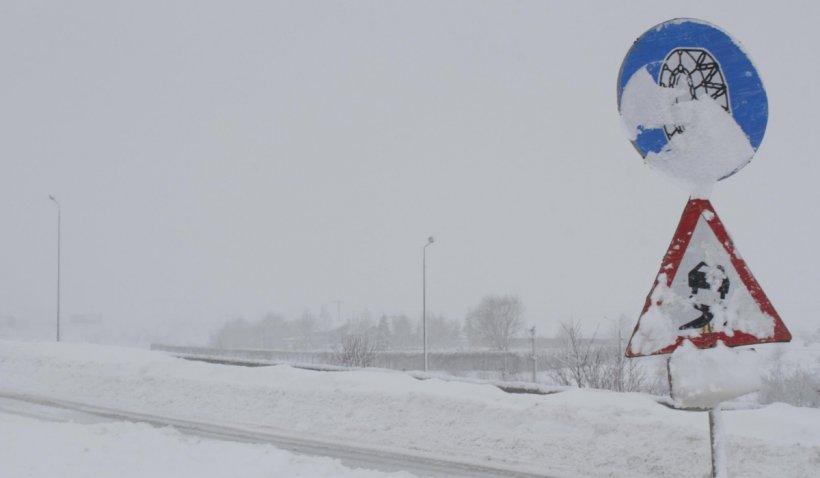 Cod galben de ninsori și viscol începând de vineri, 5 martie! Meteorologii au făcut anunțul cu scurtă vreme în urmă