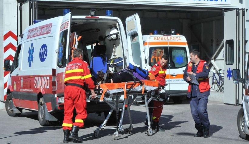 Poliţistul care a coordonat intervenţia în cazul Oneşti, de urgenţă la spital
