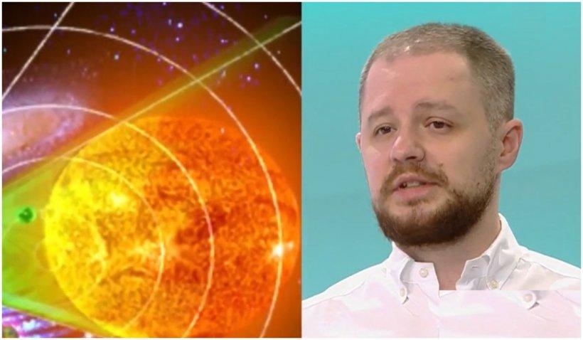 Astrolog Dezideriu: Retrăim o conjunctură astrală similară începutului pandemiei! Ce ne așteaptă în următoarele zile