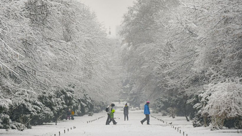Iarna a pus din nou stăpânire pe România! Zonele din ţară afectate de ninsori şi viscol