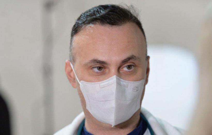 """Când vom scăpa de pandemie? Medicul Adrian Marinescu, despre momentul când """"lucrurile vor fi mai echilibrate"""""""
