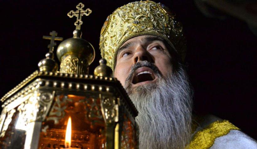 ÎPS Teodosie şi-a completat declaraţia de avere. Arhiepiscopul Tomisului încasează lunar peste 10.000 de lei