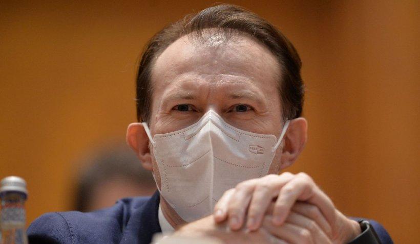 Florin Cîţu, verificări la Ministerul Sănătăţii. Probleme la comunicarea numărul de testări pentru SARS-CoV-2 din judeţe