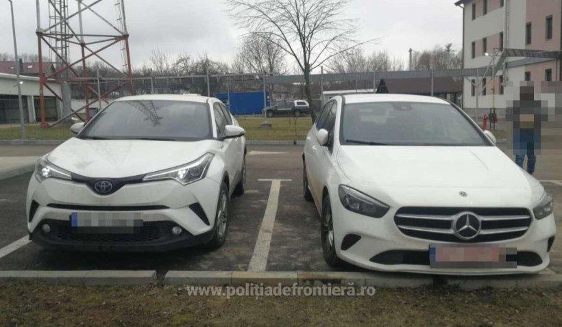 Doi bărbaţi au mers cu maşinile de lux la o spălătorie din Suceava şi au plecat acasă pe jos