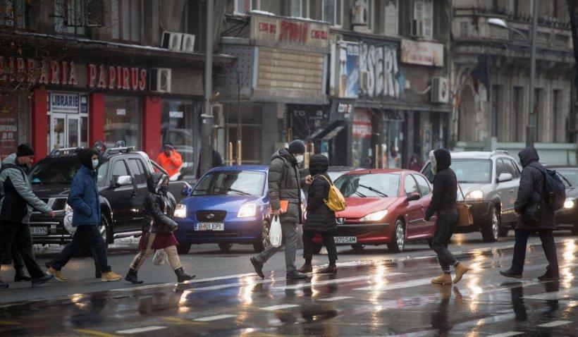 București, pe primul loc în lume la numarul de ore pierdute in trafic: 134 de ore pe an pentru fiecare șofer