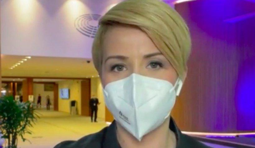 """Sabina Iosub, de la Parlamentul European: """"Pare că normalitatea este foarte departe"""""""