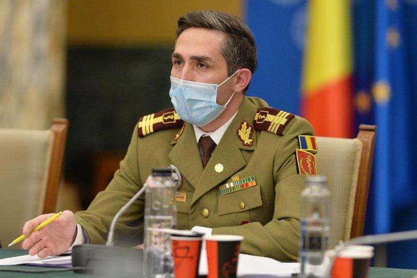 """Dr. Valeriu Gheorghiţă, despre informaţiile publicate de Voiculescu: """"Am făcut o informare la solicitarea premierului. Datele trebuie validate, pot fi erori"""""""