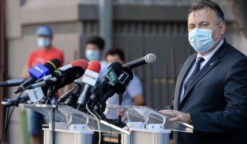 Nelu Tătaru: Vlad Voiculescu va fi audiat dacă Guvernul nu lămurește problema listelor COVID-19