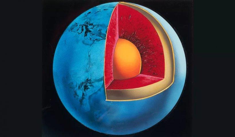 Pământul are un miez ascuns și nimeni nu știe exact ce este
