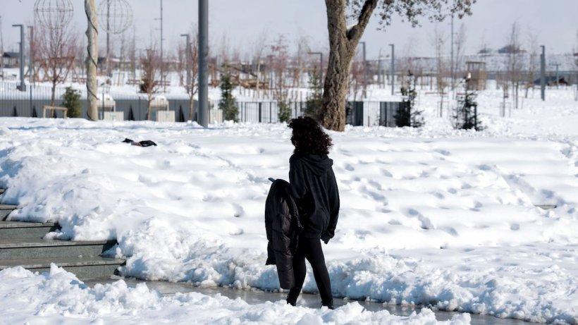 Prognoza meteo 11 martie 2021. Cod galben de ninsori în București și 11 județe