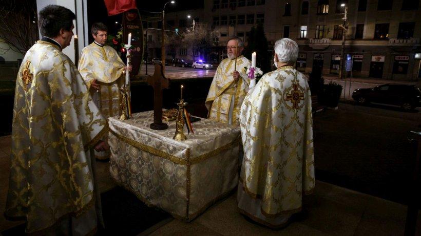 Paște 2021. Autoritățile pregătesc restricții pentru noaptea de Înviere