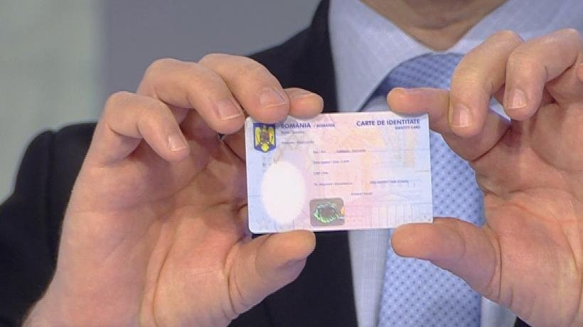 Noua carte de identitate electronică, datele pe care le va conține şi cine o poate solicita