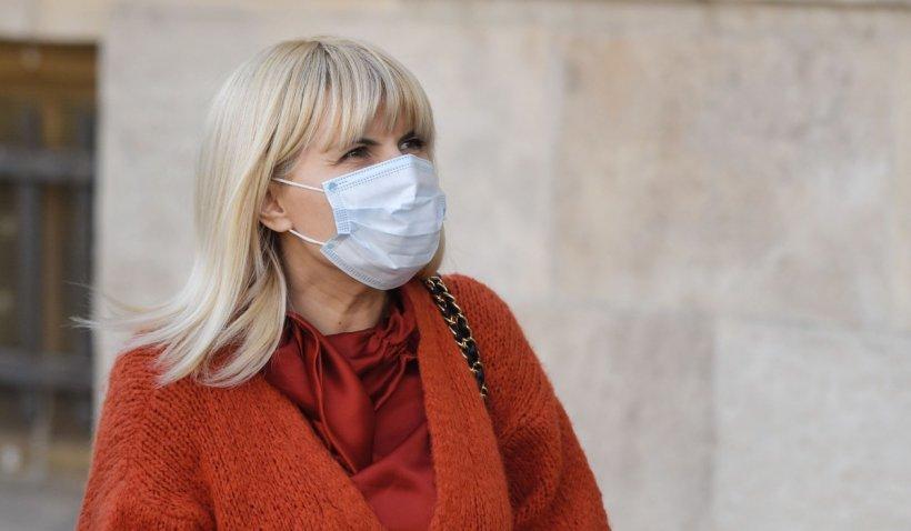 Elena Udrea rămâne liberă: Judecătorii au decis să nu fie plasată sub control judiciar