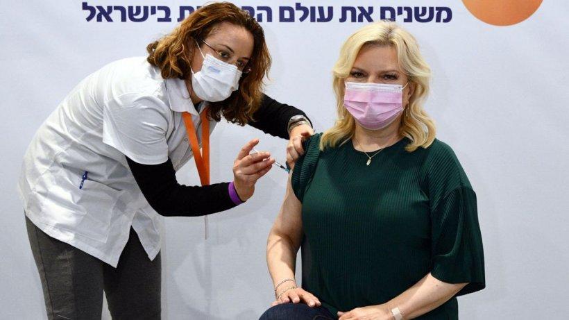 Soția premierului israelian, Benjamin Netanyahu, de urgență la spital
