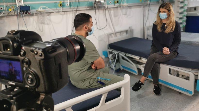 """Nu vă tratați singuri în caz de coronavirus! Dr. Amin Zahra: """"Vă puneți sănătatea în pericol"""""""