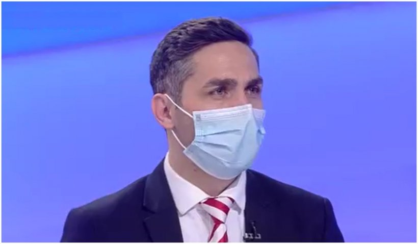Dr. Valeriu Gheorghiță, mesaj în direct la Sinteza Zilei pentru cei 77.000 de români care s-au vaccinat cu doze AstraZeneca din lotul carantinat în Italia
