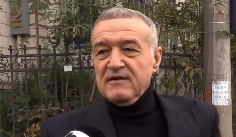 Justiția s-a pronunțat asupra cererii de reabilitare depuse de Gigi Becali