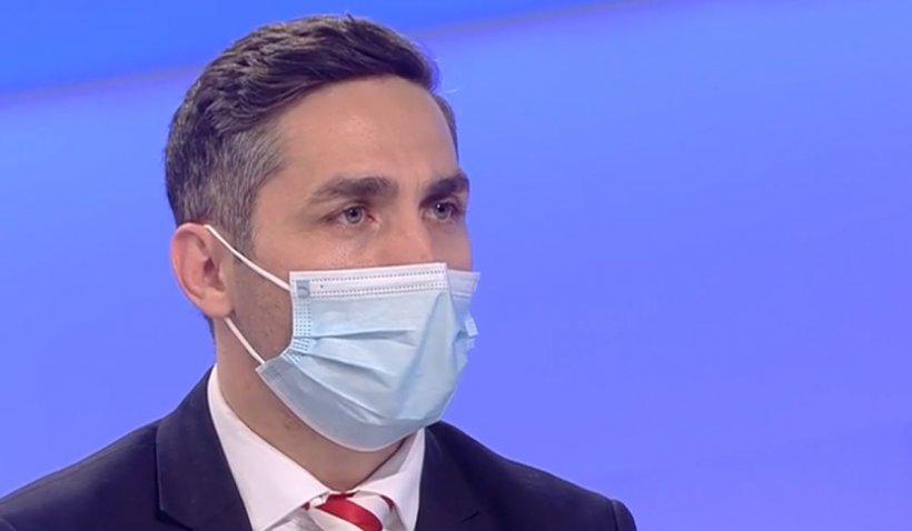 Valeriu Gheorghiță, anunț important pentru cei care au făcut prima doză de vaccin AstraZeneca