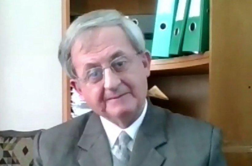 """Profesorul dr. Emanoil Ceaușu: """"E posibil ca până la sfârșitul acestui an situația epidemiologică să fie mult îmbunătățită"""""""