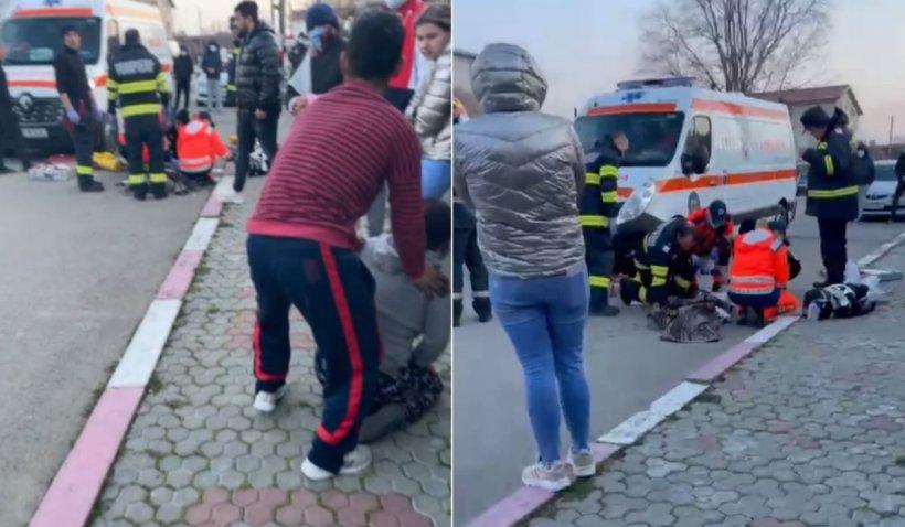 Doi copii din Costineşti, striviţi de mai multe ţevi. Un băiat de 8 ani şi-a pierdut viaţa