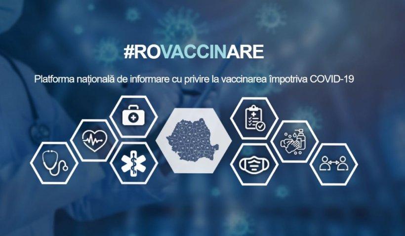 """Platforma de programare la vaccinare este blocată: """"Se realizează un update important"""""""
