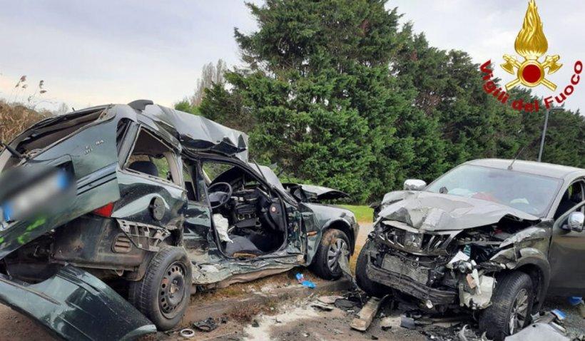 Tânără româncă însărcinată, ucisă într-un cumplit accident în Italia