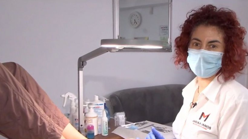 Pedichiura medicală, soluţia pentru unghiile cu probleme