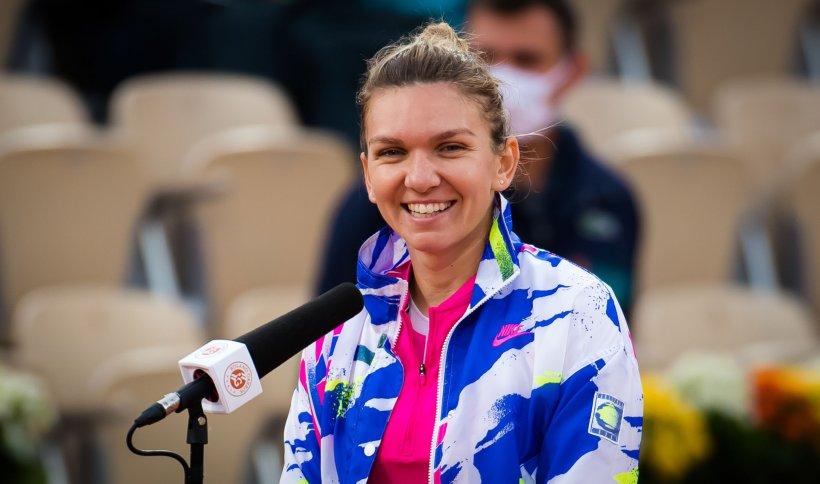 """Simona Halep revine în circuitul WTA: """"Îmi doresc tare mult să pot face câteva meciuri bune"""""""
