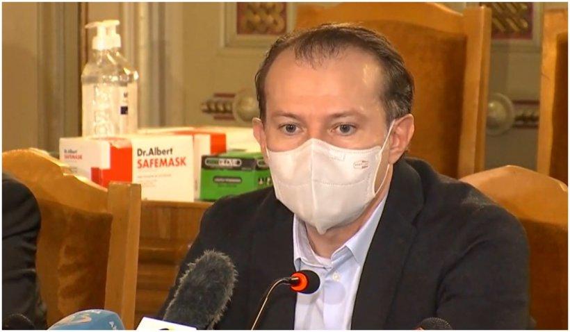 Florin Cîțu, despre criza locurilor la ATI: Trebuie să creștem la 1600 de paturi. Ministerul Sănătății să vină cu soluții