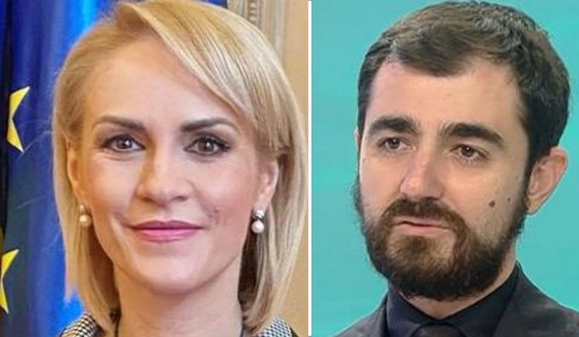 """Gabriela Firea, despre ministrul Economiei: """"Ne-a anunţat suav că a depus un proiect de lege: 'Fără securişti şi rude de securişti în funcţii publice'"""""""