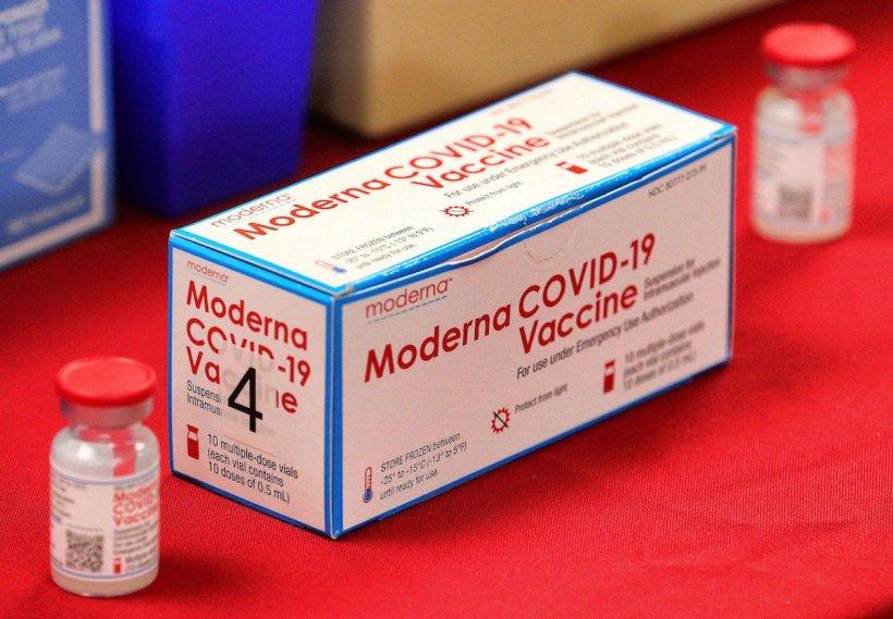 Moderna a început studiile vaccinului COVID-19 pe mii de copii