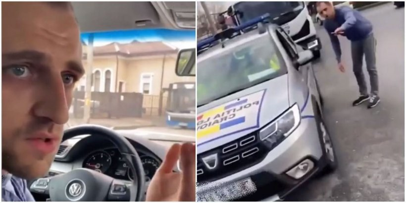Şofer Uber, ameninţat cu bătaia în timpul unei curse la Craiova