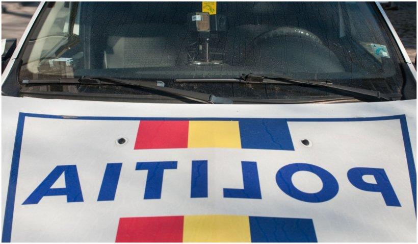 Bărbat împuşcat cu un pistol cu bile, după ce a intervenit într-un conflict de stradă, la Constanța