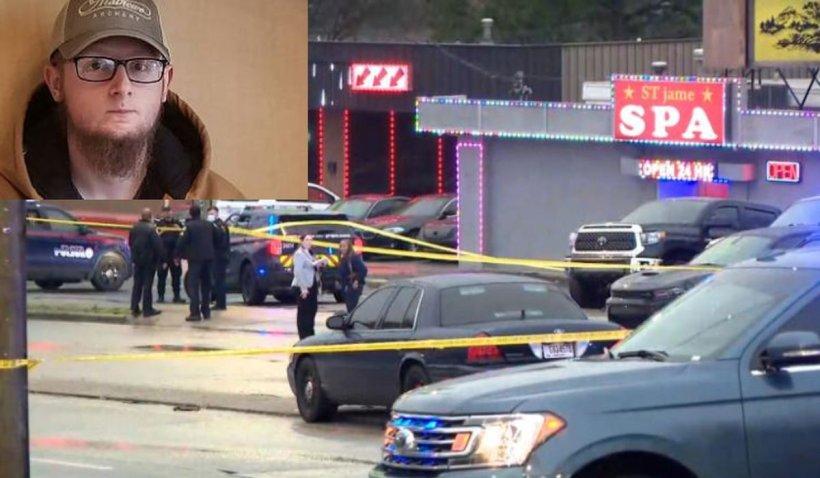 Opt persoane, împuşcate mortal în mai multe saloane de masaj din Georgia, SUA. Poliţia a reţinut un suspect