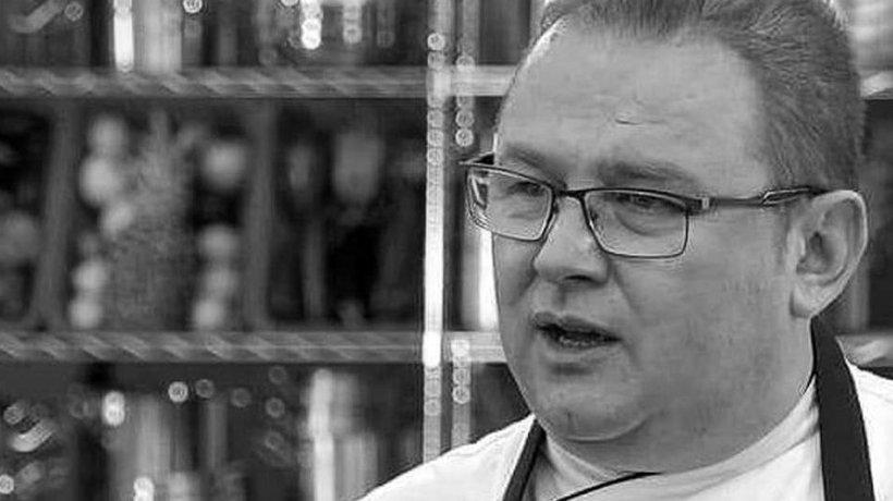 Cunoscutul chef Adrian Pop a murit. Bucătarul a ajuns la spital în comă, după o petrecere cu polițiști