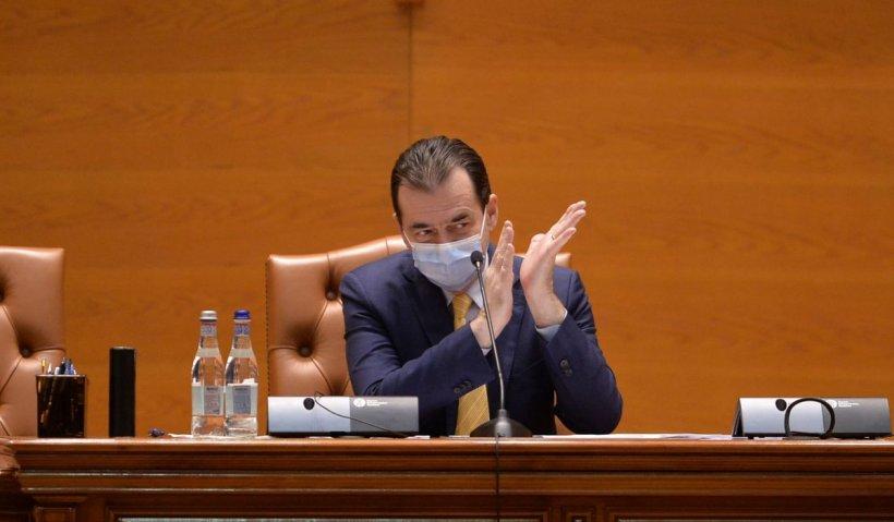 Orban îl taxează pe Cîțu, după demiterea lui Octav Bjoza: Eu am un respect pentru lupta anticomunistă
