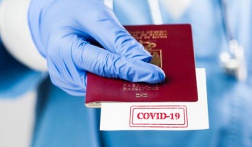 Pașaportul COVID va fi prezentat astăzi. Din luna iulie, obligatoriu în Uniunea Europeană