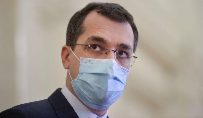 Ministrul Sănătăţii ar putea fi audiat de comisie. Voiculescu: Evident că i-am dat acces lui Voinea la platformă, nu sunt date secrete