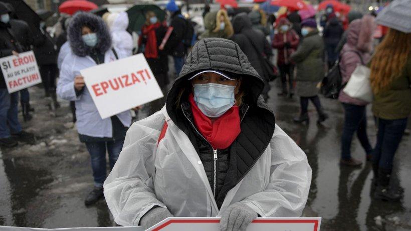 Bilanț COVID-19 din 18 martie 2021, în România. Record de internări la ATI!