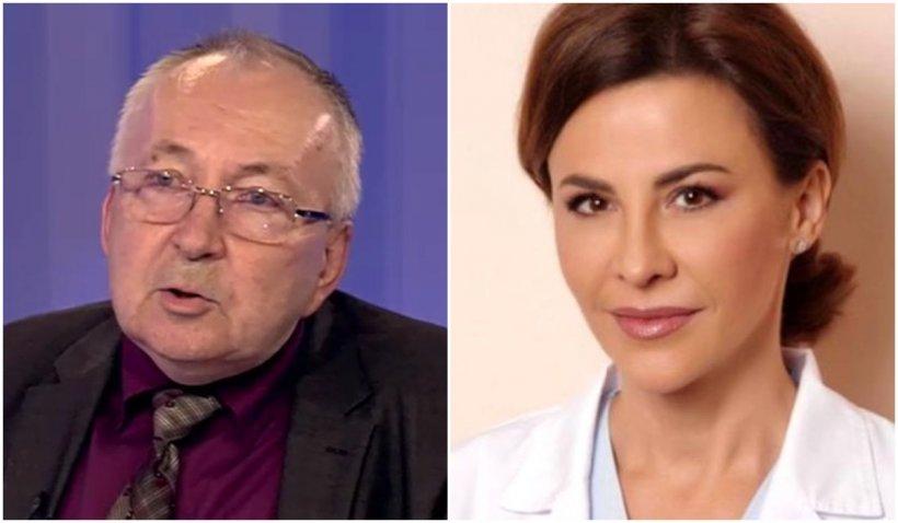 Emilian Imbri, reacție virulentă: Cine e Adina Alberts?! Un nimeni în lumea medicală!