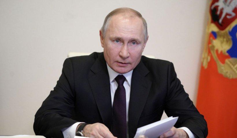 Vladimir Putin, după ce Joe Biden a spus că îl consideră criminal: Îi doresc sănătate