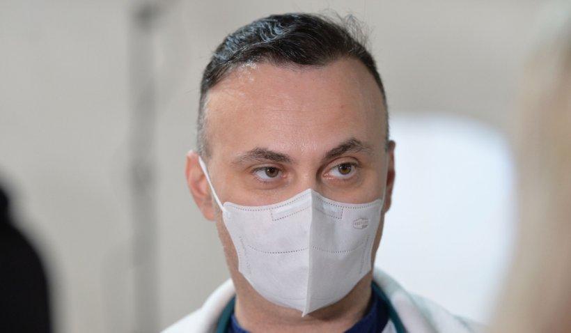Dispută pe tratamentul neconvenţional pentru coronavirus. Dr. Marinescu: Tratamentul naturist şi vitaminelenu există în protocolul COVID