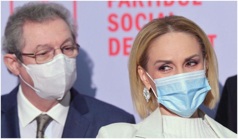 Senatorul Gabriela Firea: Guvernul Cîțu vrea să taie salariile medicilor cu 48%