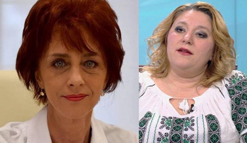 """Diana Șoșoacă îi ia apărarea medicului Flavia Groșan: """"Este o bătaie de joc! O voi susține până când o să-mi dau duhul"""""""